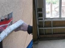Expertise complète des murs