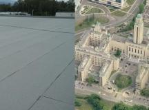 Programme de gestion de toiture